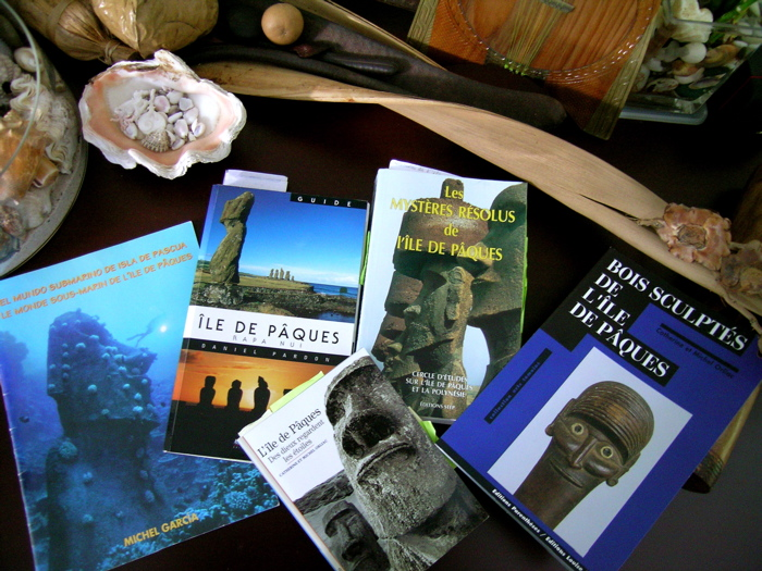 bibliographie sur Rapa Nui