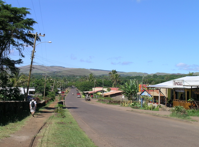 rue de Hanga Roa