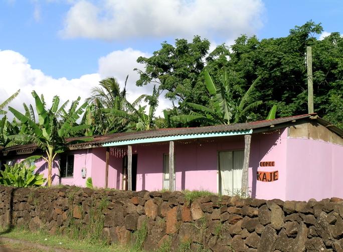 maison Rapa Nui