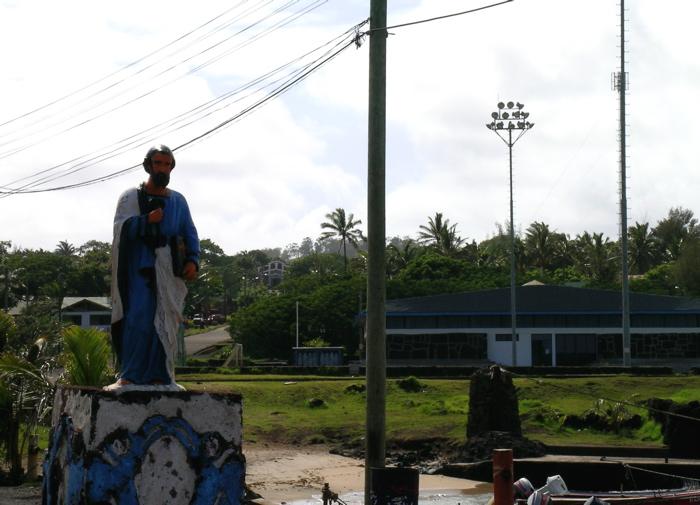 St Pierre protège tous les pêcheurs