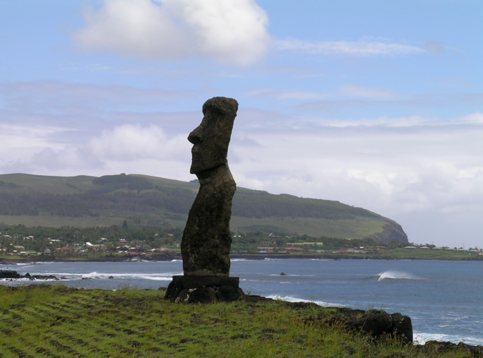 Moai A Kapu