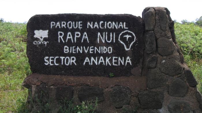 site historique d'Anakena