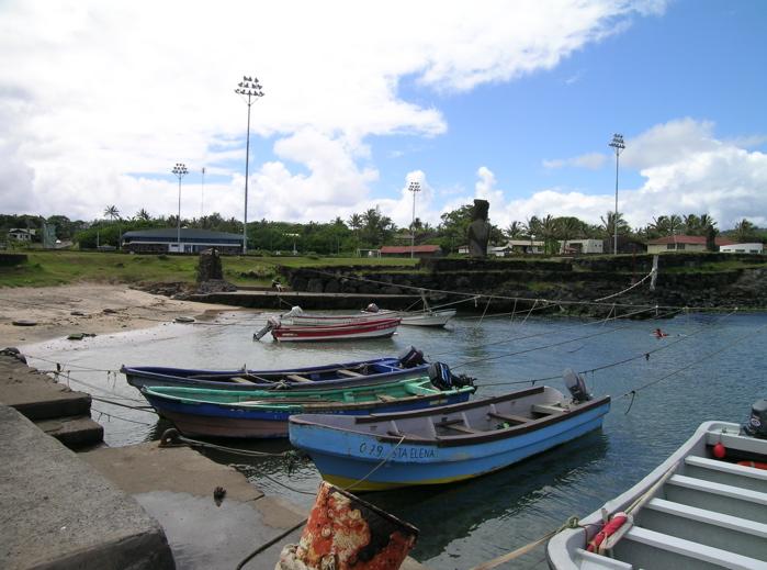 barques des pêcheurs