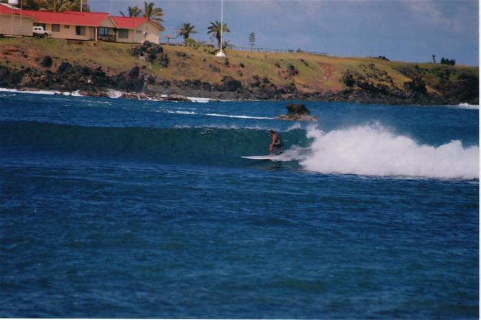 le même surfeur
