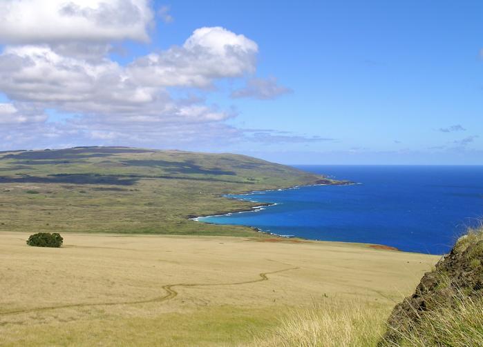 Rapa Nui : le Poike