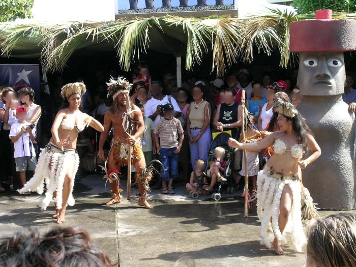 danse pascuane